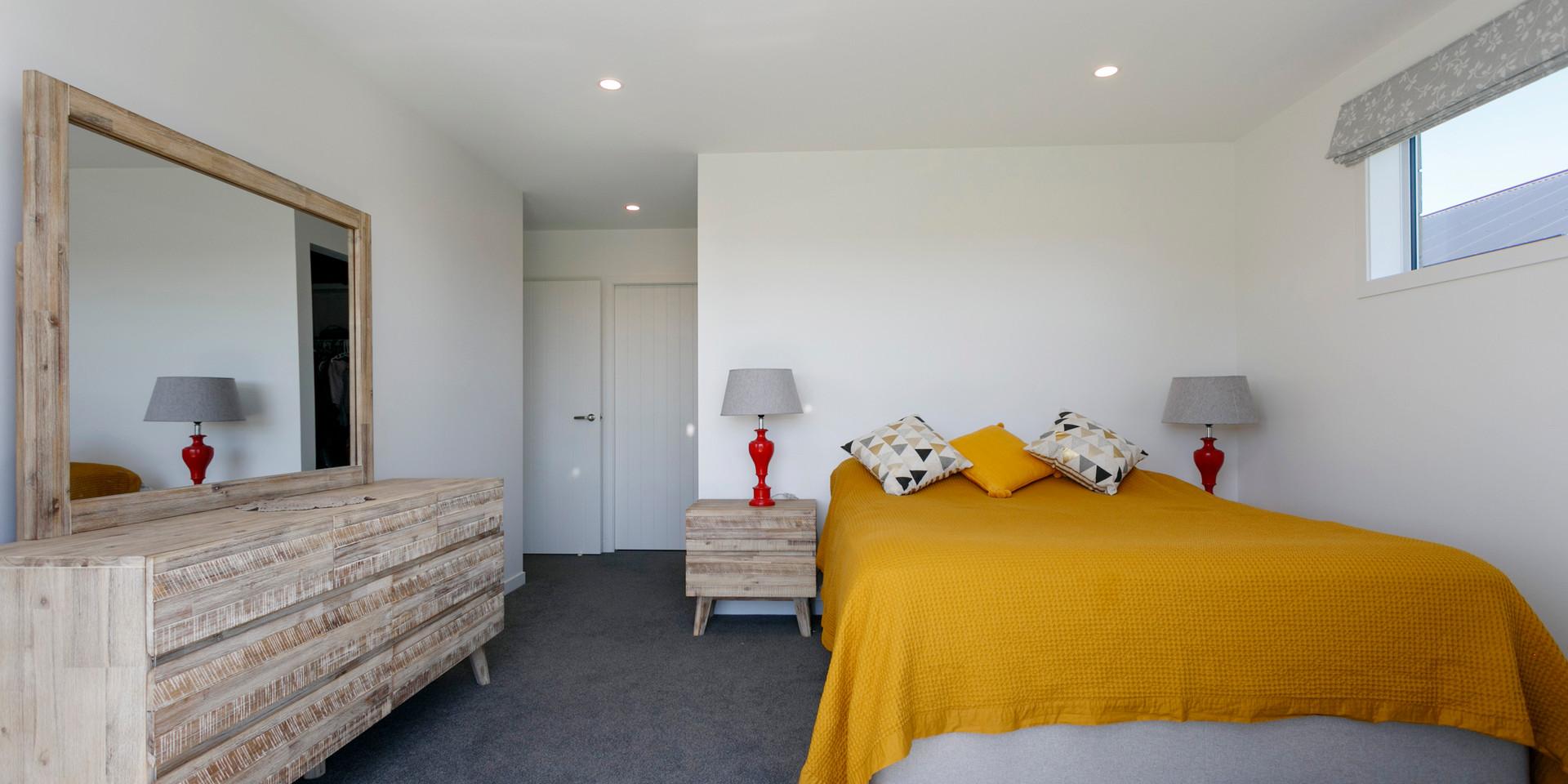 Granny Flat Bedroom and Wardrobe