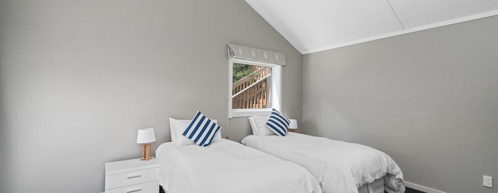Spacious Boathouse Bedroom