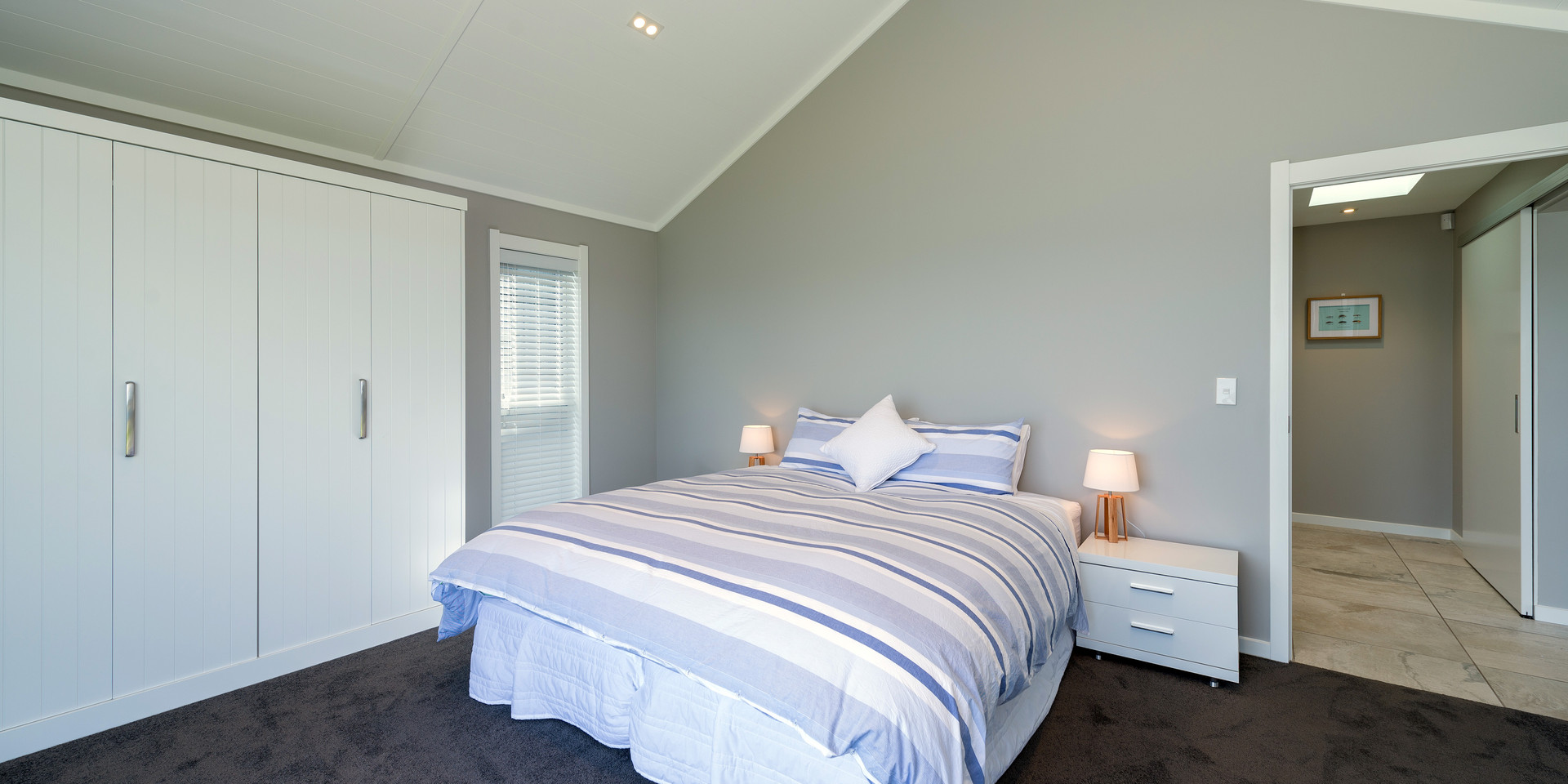 Taupo Boathouse Bedroom
