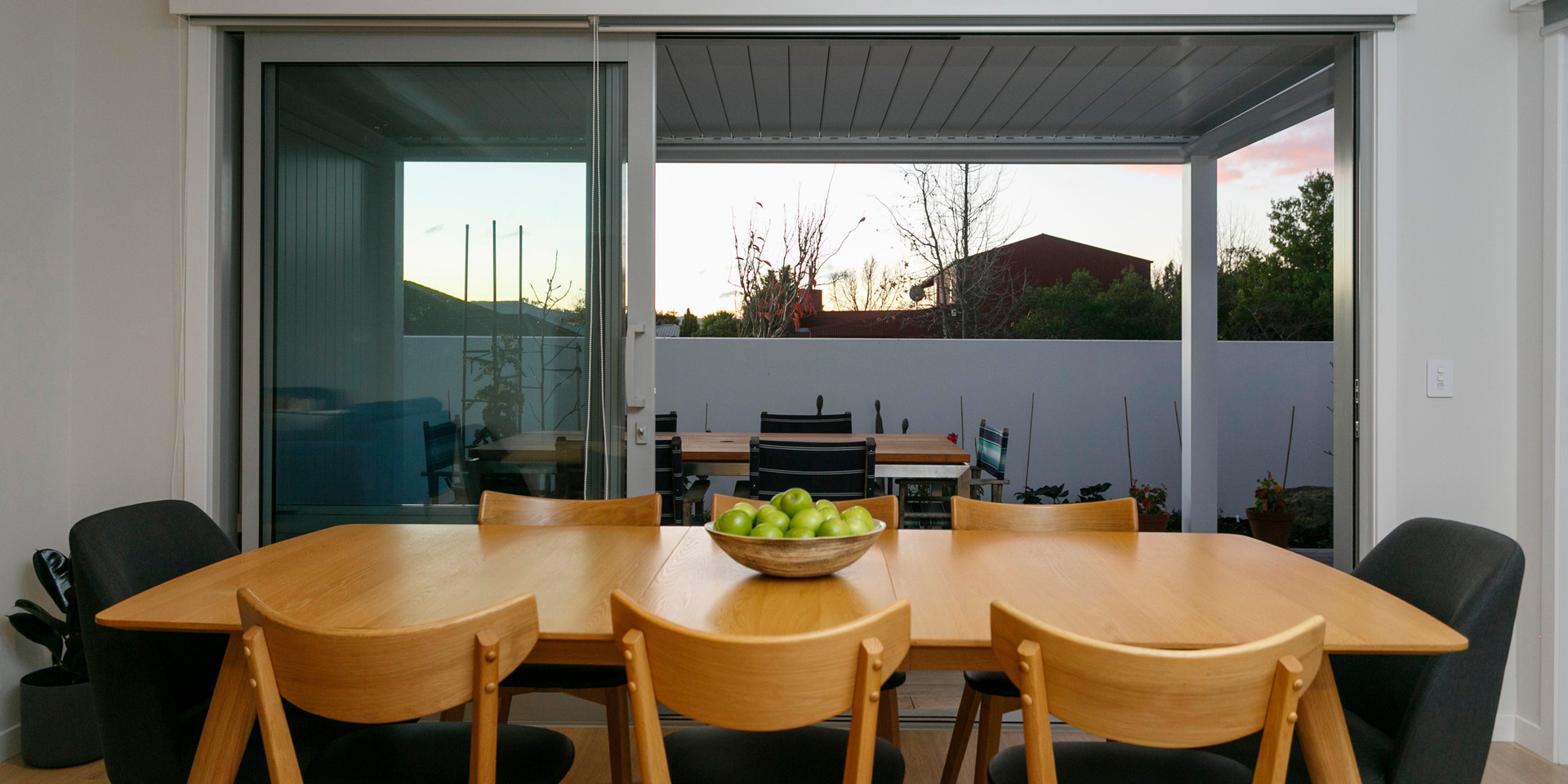 Modern Dining Areas Lake Taupo