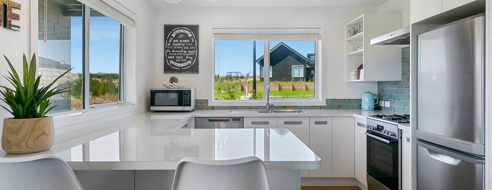 Custom Granny Flat Kitchen