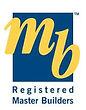 Registerd Master Builders Logo