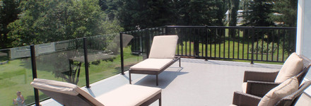 Sunny Upper Deck