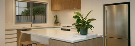 Contemporary Kitchen Lake Taupo