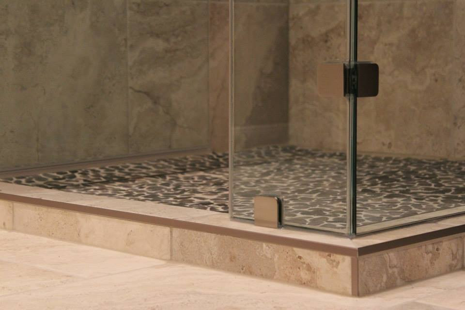 Tiled Shower Floor