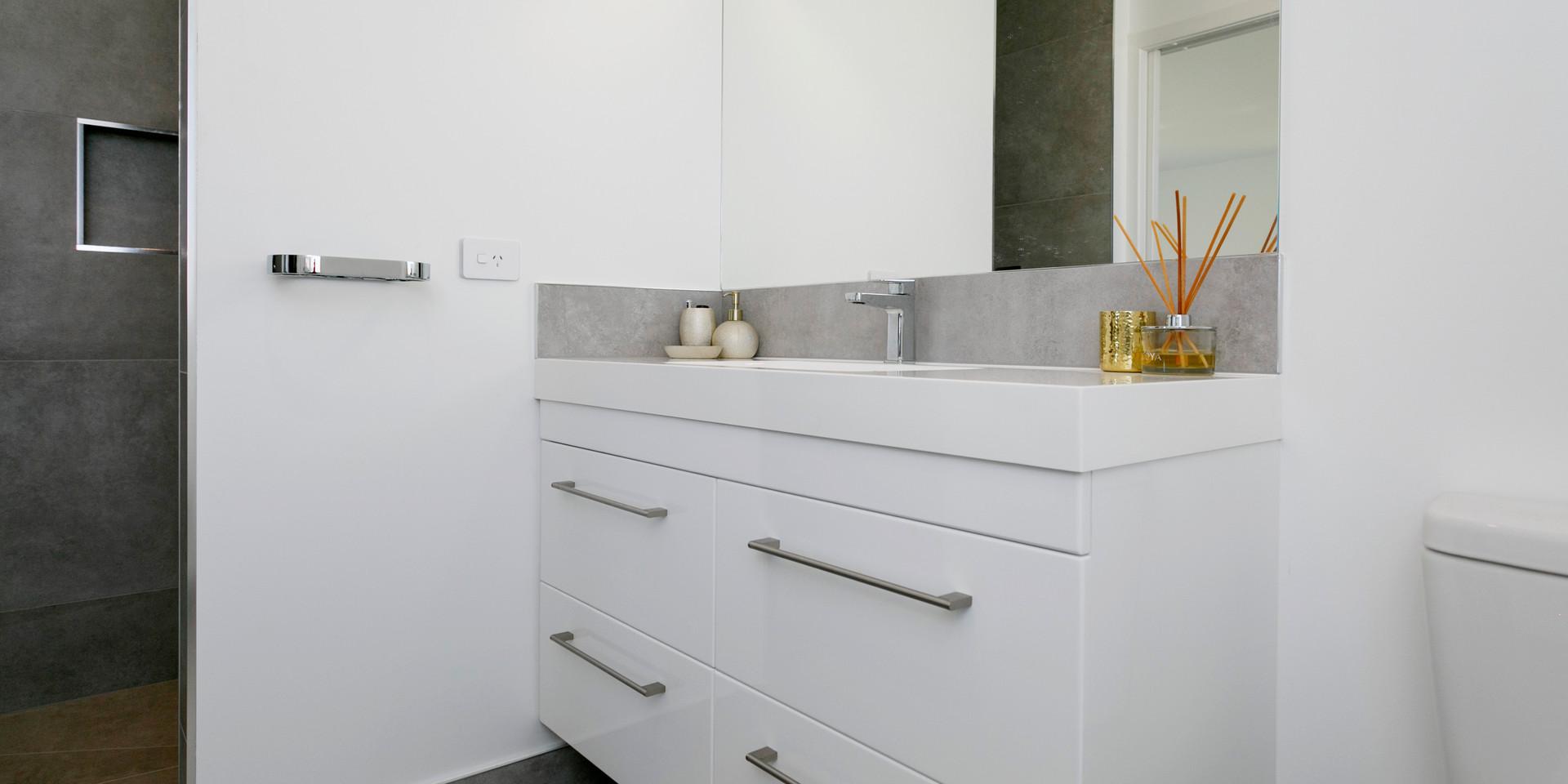Master Bathroom Taupo