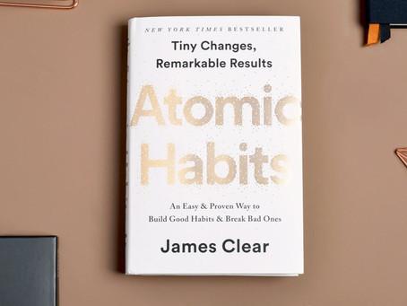 Atomic Habits: Kunci Biar Produk Jasamu Menjadi Andalan Banyak Orang