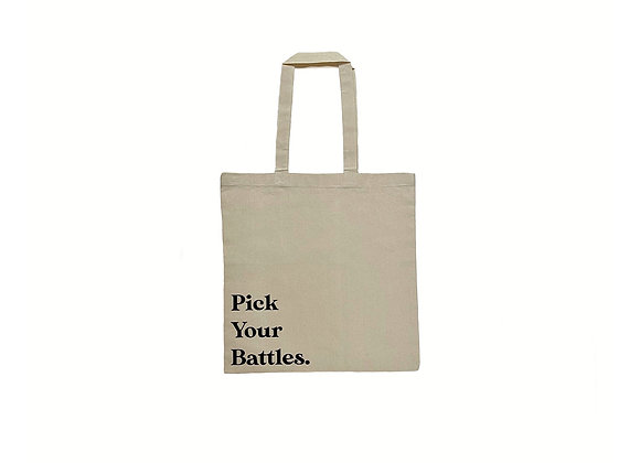 Pick Your Battles - Sand