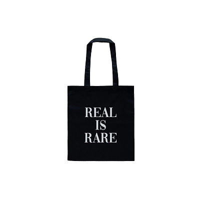 Real Is Rare - Tote Bag