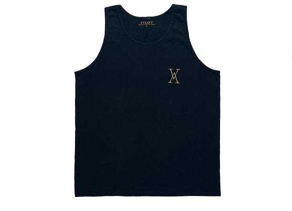 Vylayt Logo - Black/Gold