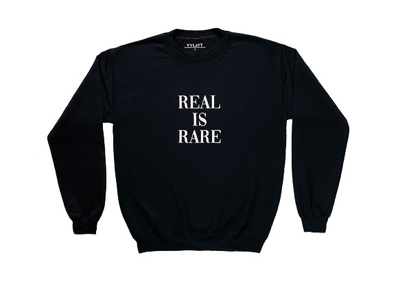 Real Is Rare - Black