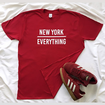 NY Over Everything - Red