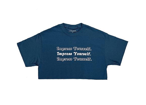 Impress Yourself - Indigo Blue