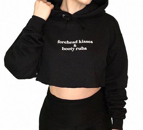 Forehead Kisses & Booty Rubs - Black