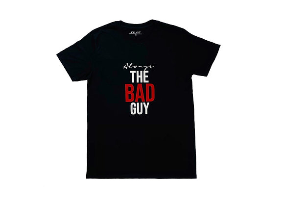 Always The Bad Guy - Black