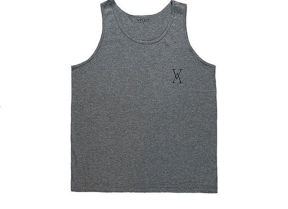 Vylayt Logo - Athletic Grey