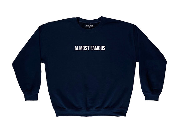 Almost Famous - Navy