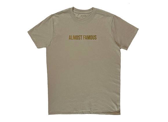 Almost Famous - Sand/Gold