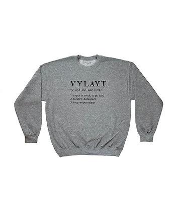 Vylayt Definition - Sweatshirt