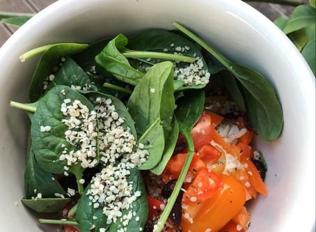 Easy Breezy Isolation Salad