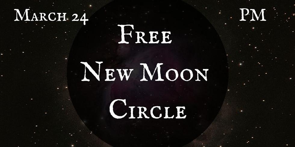 FREE Community New Moon Circle DIGITAL EDITION!!