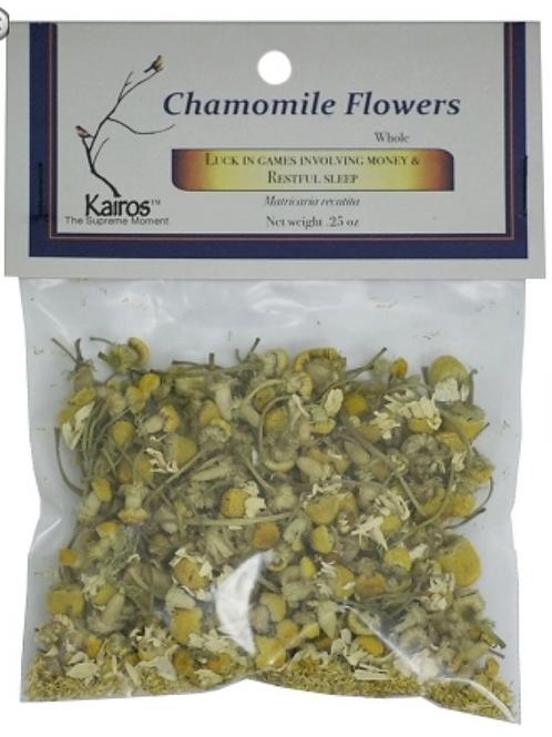 Chamomile Flowers Whole