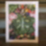 New #greenman prints from _gallery27nc !