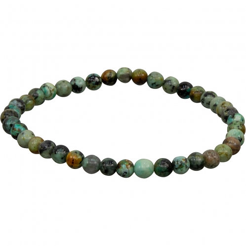 African Turquoise 4mm