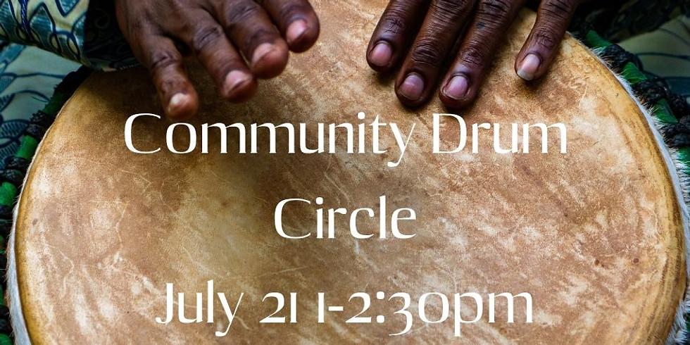 Community Drum Circle!