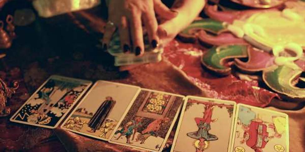 FREE Tarot Salon w/ Heather Darnell