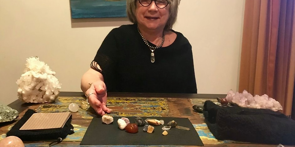 Crystal Readings With Pardee Henderson
