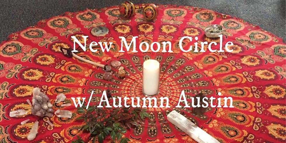 Free New Moon Circle w/ Autumn Austin