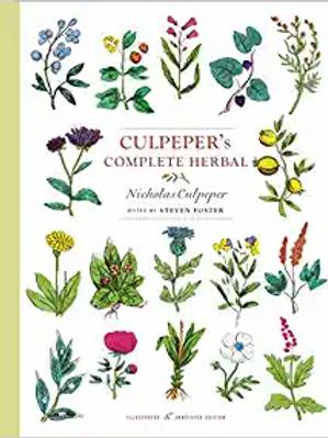Culpepper�s Comprehensive Herbal