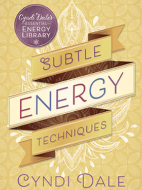 Subtle Energy Techniques