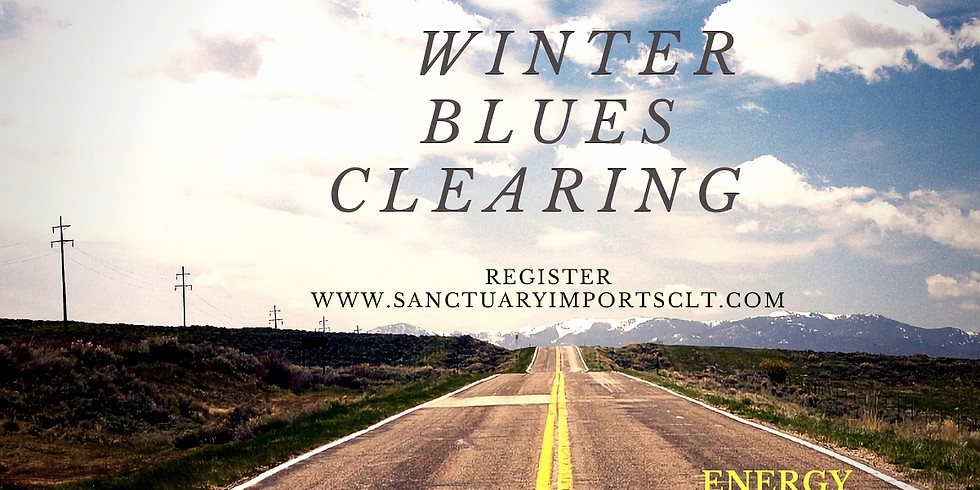 Shamanic Hypnosis & Harp Journey Winter Blues Clearing