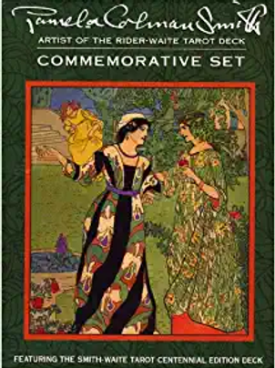 Pamela Colman Smith-Commemorative Set