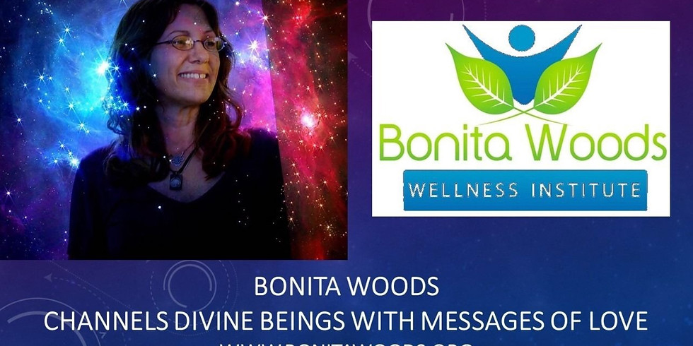 Learn To Receive & Channel Messages w/ Bonita Woods