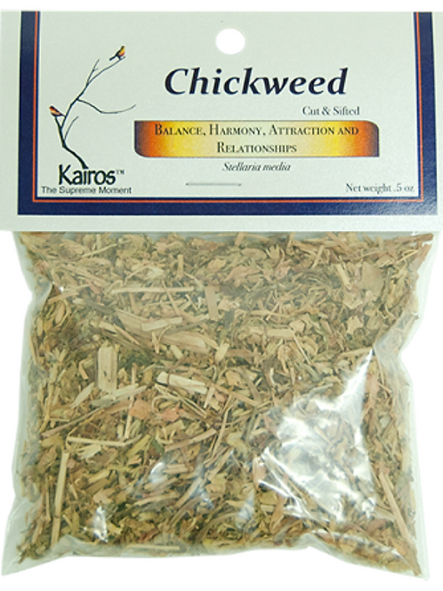 Chickweed Cut & Sifted .5oz