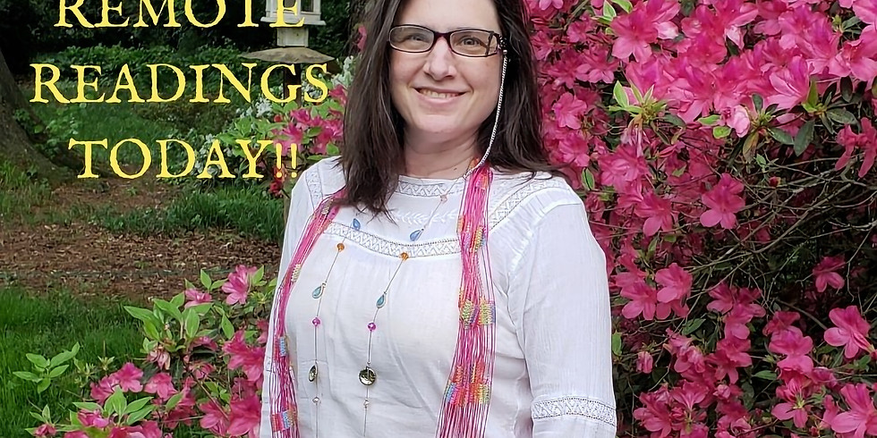 REMOTE Tarot Readings With Melissa Ritchie - Appointment Only