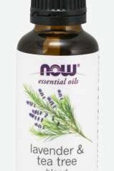 Lavender & Tea Tree Oil 1oz