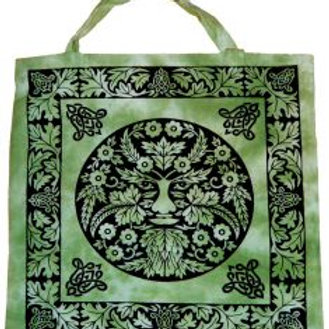 Tote Bag -The Green Man