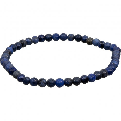 Dumortierite 4mm