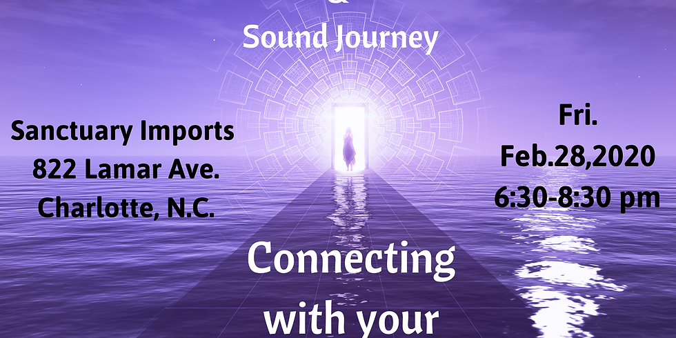 Shamanic Hypnosis & Sound Journey Connecting with your Spirit Guides