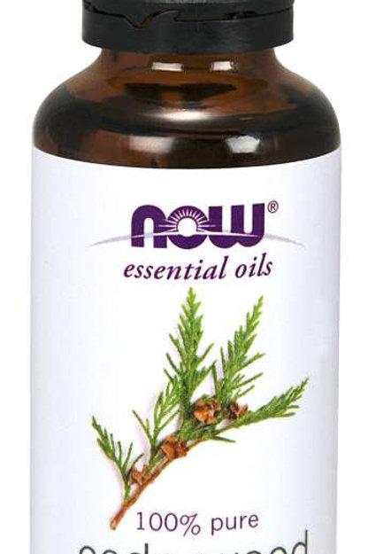 Cedarwood Oil 1oz