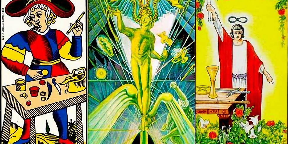 Tarot 201: The Magician