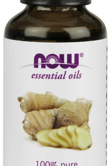 Ginger Oil 1oz