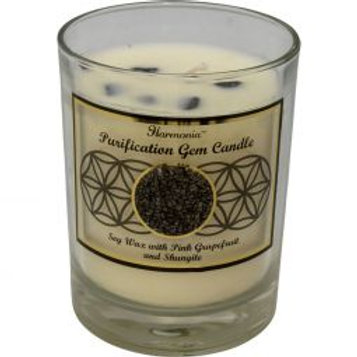 Crystal Candle - Purification