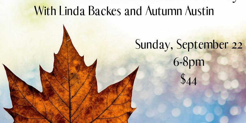 Autumn Equinox Vibrational Movement and Sound Journey