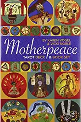 Motherpeace Mini & Book Set