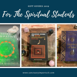 Gift Guides 2019: For The Spiritual Students